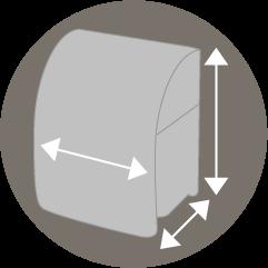 トリプルワイド設計